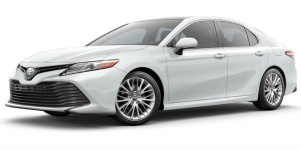 New Wind Chill Pearl 2018 Toyota Camry Color Option