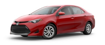 19 corolla barcelona red metallic