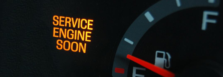 service engine soon warning light
