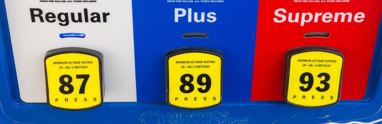 fuel options at pump